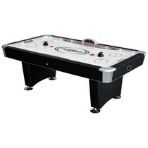 Hathaway Stratosphere 7.5 ft Air Hockey Table with Docking Station