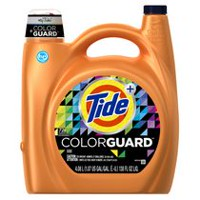 Tide Plus Colorguard High Efficiency Liquid Laundry Detergent