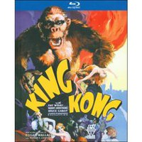 King Kong (1933) (Blu-ray Digi-Book)