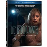 It Follows (Blu-ray + DVD + Digital Copy) (Bilingual)