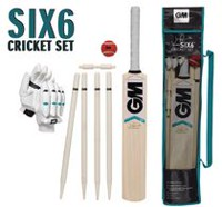 Gunn & Moore Six6 Cricket Set