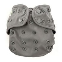 Bumkins - Diaper Cover Reusable Diapers Grey