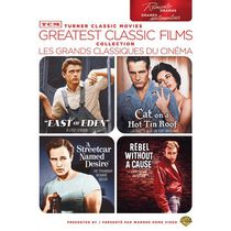 TCM Greatest Classic Films Collection: Romantic Drama (Bilingual)