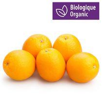 Oranges, Organic