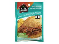 Club House Slow Cookers BBQ Pork