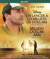 Million Dollar Arm (Blu-ray) (Bilingual)