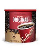 Tim Hortons Fine Grind Coffee