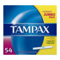 Tampax Regular Absorbancy Tampons