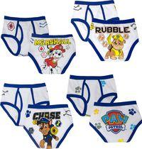 Nickelodeon Paw Patrol Boys Four Pack Brief 4