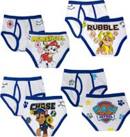 PAW Patrol Boys 4-Pack Briefs 6