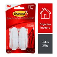 Command 17081-EF Medium Designer Hook