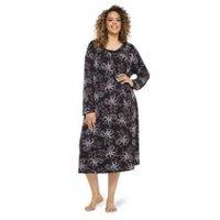 George Women s Long Sleeve Gown 79aad21f59