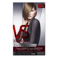 Colorant capillaire permanent Salonist de Vidal Sassoon Blond Foncé