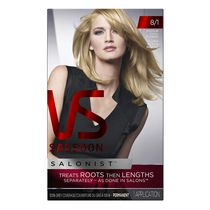 Vidal Sassoon Salonist Hair Colour Permanent Color Medium Blonde