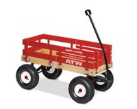 Radio Flyer All-Terrain Cargo Wagon®