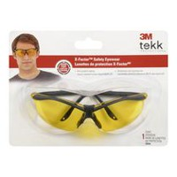 Lunettes de protection de grand rendement Tekk ProtectionMC de 3M(MC)