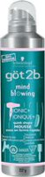 got2b Mind Blowing Ionic Quick Shape Mousse- 227g