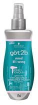 got2b Mind Blowing Ionic+ xpress Dry Styling Hairspray- 177ml