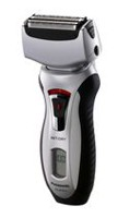 Panasonic ESRT51SW Triple Blade Flexible Shaver with LCD Screen