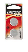 Energizer® Coin Lithium Battery - 2016BP-2N
