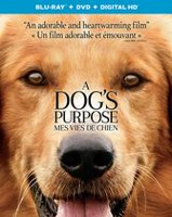 A Dog's Purpose (Blu-ray + DVD + Digital HD) (Bilingual)