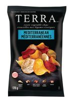 Terra Mediterranean Vegetable Chips