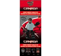 "21"" Street Hockey Goalie Box Set"