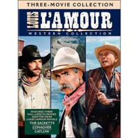 The Louis L'Amour Collection : Catlow / The Sacketts / Conagher