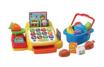 Vtech Ring & Learn Cash Register™ Interactive Learning Toy - French