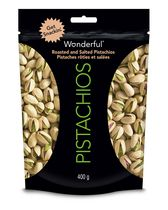 Wonderful Pistachios Roasted Salted