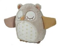 Peluche à 8 Sons Nighty Night Owl™ Smart Sensor de Cloud b