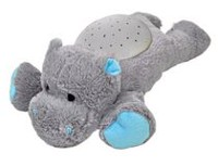 Cloud b Twilight Cuddle Buddies Hippo™ Nightlight