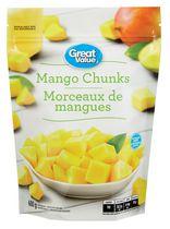 Great Value Frozen Mango Chunks