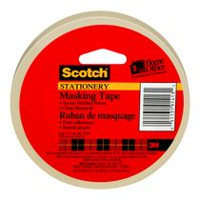 Scotch® Stationery Masking Tape