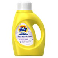 Tide Simply Clean and Sensitive Liquid Laundry Detergent, Cool Cotton Scent, 1.77 Liter, 28 Loads
