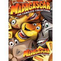 Madagascar: The Complete Collection - Madagascar / Madagascar 2: Escape 2 Africa / Madagascar 3: Europe's Most Wanted (Bilingual)