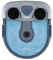 Conair Heated Footbath with Massage and Bubbles