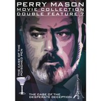 Perry Mason Double Feature, Vol.7: The Case Of The Poisoned Pen / The Case Of The Desperate Deception