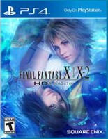 Final Fantasy X/X-2 HD Remaster (PS4 Game)
