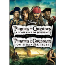 Pirates Of The Caribbean: On Stranger Tides (Bilingual)