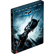 The Dark Knight (Limited Edition Steelbook) (Blu-ray)