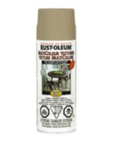 Rustoleum Multi-Colour Textured Finish - Desert Bisque 340g