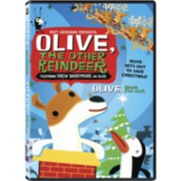Olive, The Other Reindeer (Bilingual)