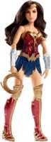 DC Comics – Poupée Wonder Woman de combat