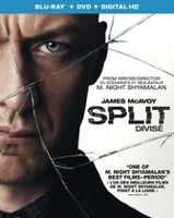 Split (Blu-ray + DVD+ Digital HD) (Bilingual)