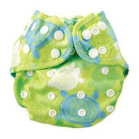 Bumkins - Diaper Cover - Turtles - Reusable Diapers