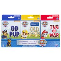Spin Master Games - PAW Patrol - Playing Cards - Value Pack