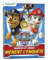 PAW Patrol - Marshall and Chase On The Case (French)