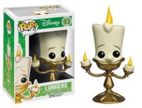 Figurine en vinyle Lumiere de Beauty and the Beast par Funko POP!