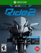 Ride 2 - (Launch Edition - Box) (Xbox One)